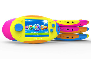 konsola dla dziecka
